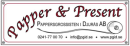 Pappersgrossisten i Djurås AB logo