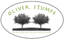 Oliver Stumpe, Trädgårdsanläggare på Bjärehalvön logo