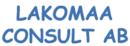 Lakomaa Consult AB logo