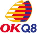 OKQ8 Krokom logo