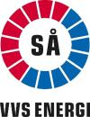 SÅ VVS o. Energi AB logo