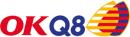 OKQ8 Vallentuna Motor logo