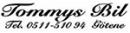 Tommys Bil & AC-Service logo