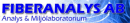 Fiberanalys AB logo