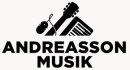 Andreasson Musik logo