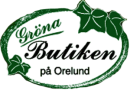 Gröna Butiken logo