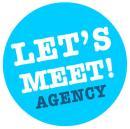 LET'S MEET Agency logo