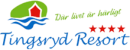 Tingsryd Resort logo