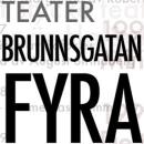 Teater Brunnsgatan Fyra logo
