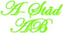 A-Städ i Arvidsjaur AB logo