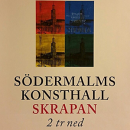 Södermalms Konsthall / Skrapan logo