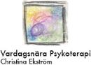 Vardagsnära Psykoterapi, Christina Ekström logo
