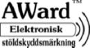 AWard SecureID AB logo