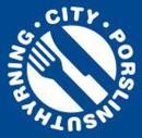 Cityporslin logo