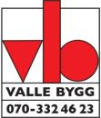 Valle Bygg AB logo