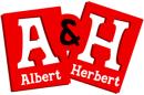 Albert & Herbert logo