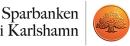 Sparbanken I Karlshamn logo