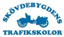 Skövdebygdens Trafikskolor logo