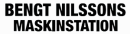 B Nilssons Maskinstation AB logo