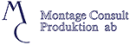 Montage Consult Produktion AB logo