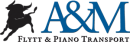 A&M Flytt & Pianotransport AB logo