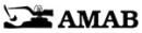 AMAB, Arnes Maskinstation AB logo