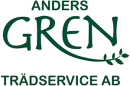 Anders Gren Trädservice AB logo