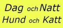 Dag & Natt för Hund & Katt logo