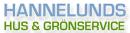 Hannelunds Hus & Grönservice logo