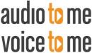 Audio To Me/Voice to me logo