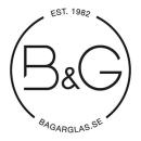 Bågar & Glas AB logo