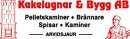 Kakelugnar och Bygg AB logo