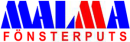 Malma Fönsterputs logo