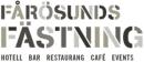 FÅRÖSUNDS FÄSTNING logo