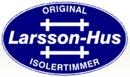Larsson-Hus i Lima AB logo