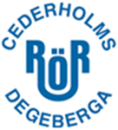 Cederholms Rör AB logo
