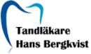 Tandläkare Hans Bergkvist logo