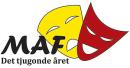 MAF Malmö AmatörteaterForum logo