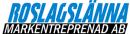 Roslagslänna Markentreprenad logo