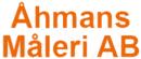Åhmans Måleri AB R.H logo