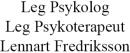 Leg Psykolog Leg Psykoterapeut Lennart Fredriksson logo
