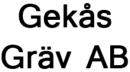 Gekås Gräv AB logo