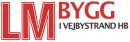 LM Bygg i Vejbystrand logo