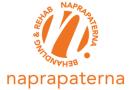 Naprapaterna Malkars Västra & City logo