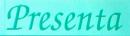 Presenta logo
