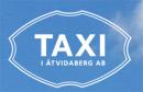 Åtvidabergs Taxi logo