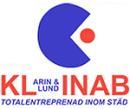 KLINAB Klarin & Lundin AB logo