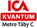 ICA Kvantum Metro Täby Centrum logo