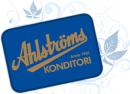 Ahlströms Konditori logo