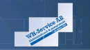 WH-Service AB logo